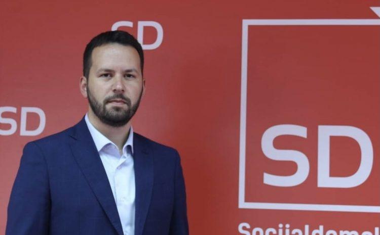 SD: Canović na komemoraciji žrtvama genocida u Srebrenici