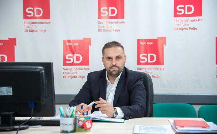 Bećirović: Izjava Dobričanina potvrda vrijednosnog posrnuća nove vlasti