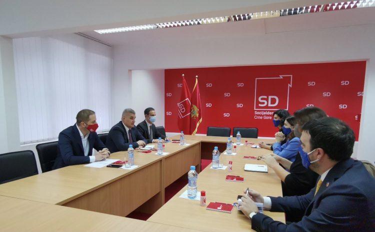 Susret Brajović – Popa: Građanska i sekularna Crna Gora garant evropske Crne Gore